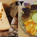 Et, conjonction de coordination,  Vous voulez du fromage et du dessert ?